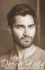 Derek Hale - Teen Wolf Imagines and Drabbles by showandwrite