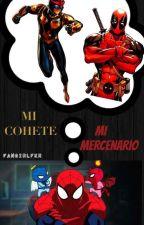 Mi Cohete o Mi Mercenario.© by FanGirlFer