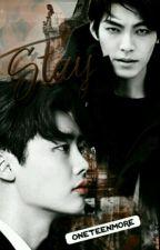 Stay | Lee Jong Suk & Kim Woo Bin | by OneTeenMore