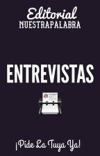 Entrevistas by NuestraPalabra