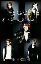 THE GAZETTE one_shots by RUKI-HIROSHI