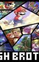Smash Bros Highschool  by Okami_Kage