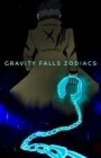 Gravity Falls Zodiacs by viceuriokn