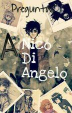 Preguntas A Nico Di Angelo by tuxxprincesita
