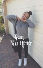 Treat You Better ; Zariel by KoolKidKoury