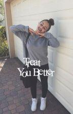 Treat You Better ; Zariel by KoolKidKoury