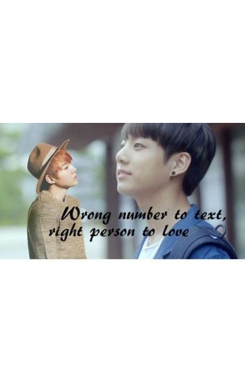 Wrong Number to text, right person to love [YoonKook]