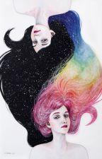 Renkli GirlxGirl by PuleunGogh