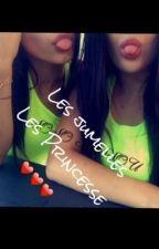 Les jumelles les princesses ❤️ by lolita_lempicka1606