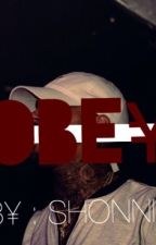 Obey. \\ Chris Brown by -ShonniD