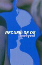 RECUEIL DE ONE SHOTS (baekyeol) by suceyeol