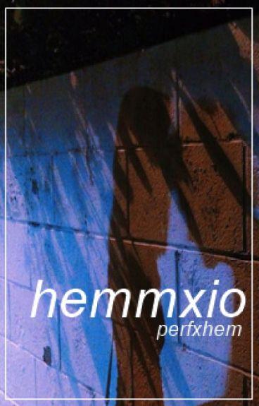 hemmxio | luke hemmings