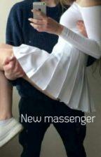 New massenger  by royaldorothy