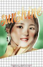 sunshine ➴ tae.gi by LE-JJK