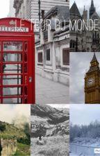 Le tour du monde by mimie1