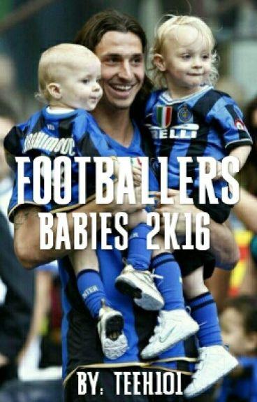 Footballer Babies 2K16