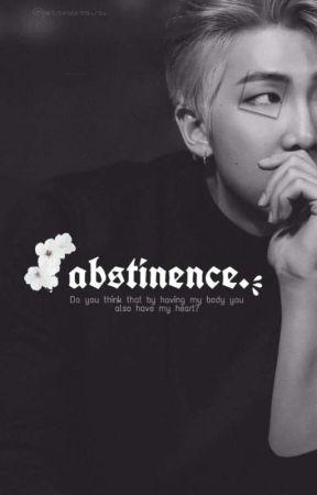 절제; abstinence; [namjin] by peekawonho-