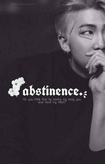 abstinence「절제」 »namjin.