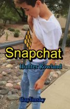 Snapchat - Hunter Rowland by Gaylinsky