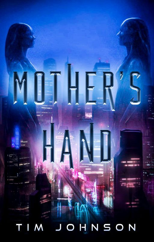 Mother's Hand by TEJJohnson