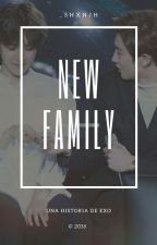 New Family ➵ EXO  by _shxnjh