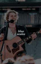 Blue scales ;; muke by -hemmoans