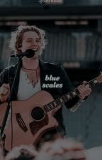 Blue scales ;; muke by -hemmoans