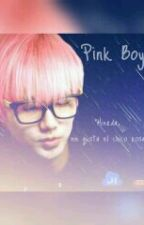 ♡.Pink Boy.♡ by x_Kyu_x