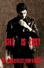 SHE  IS LOST  by onedirectionfan35