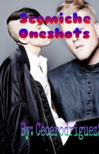 Scomiche One Shots. (PG13-R Rated) by CeceRodriguez2