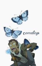 Comatose [Lance X OC][Voltron WA 2017] by Jake__Moriarty369