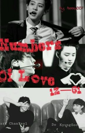 Numbers Of Love  12 - 61 (ChanSoo) by Annna0007