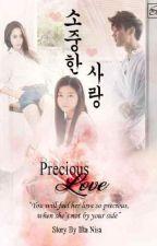 PRECIOUS LOVE by inasaleema