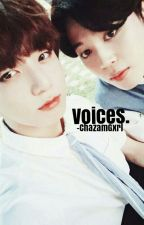 """Voices""- JiKook. by ChazamGxrl"