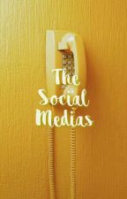 The Social Medias ↯ M. Daddario by ArlaKoala
