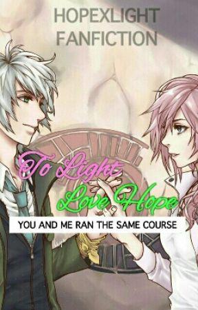 Final Fantasy Xiii To Light Love Hope Chapter 7 Jealous