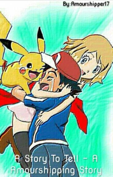 A Story To Tell - An Amourshipping Story