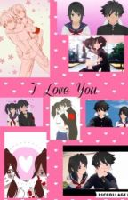 I Love You The Most| Ayano X Budo by Beautiful_Unicornz