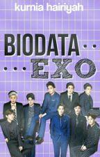 BIODATA EXO by Nin4you