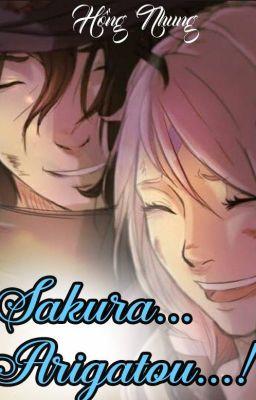 [Sasusaku] Sakura... arigatou...!