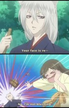 Crap! I'm stuck in Kamisama kiss (on hold) by LeSteam_Queen