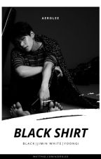 Black Shirt ➖MinYoon by azerolee