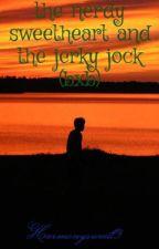 the nerdy sweetheart and the jerky jock (bxb) by Harmonysweet13