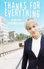 Thanks for everything * Kai - Exo * by SongMiChann