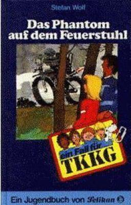 Đọc truyện Tứ quái TKKG - Tập 05 : Bóng Ma Trên Mô Tô Bay