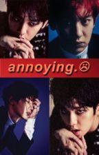 Annoying.☹ » chanbaek » by xlayjsuhosx