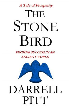 The Stone Bird by Darrell_Pitt