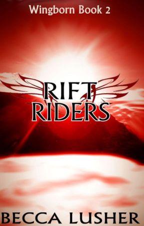 Rift Riders (Wingborn #2) by starlightmagpie