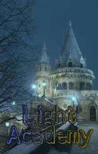 Light Academy: School Of Magic by KateRen56