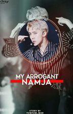 [END] My Arrogant Namja by YumYum_mAh
